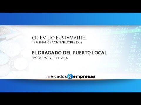 CR. EMILIO BUSTAMANTE 24 10 2020