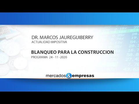 DR. MARCOS JAUREGUIBERRY  24 10 2020