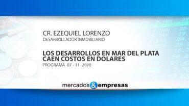CR. EZEQUIEL LORENZO 07 11 2020