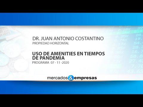 DR.  JUAN ANTONIO COSTANTINO 07 11 2020
