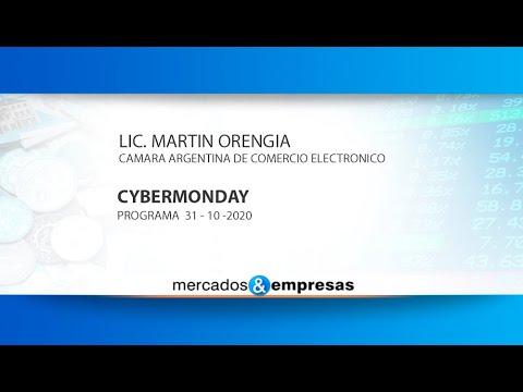 LIC. MARTIN ORENGIA  31 10 2020