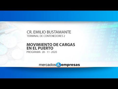 CR. EMILIO BUSTAMANTE 28 11 2020