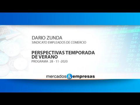 DARIO ZUNDA 28 11 2020