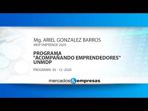 Mg. ARIEL GONZALEZ BARROS 05 12 2020