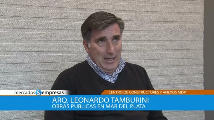 ARQ. LEONARDO TAMBURINI-04 09 2021